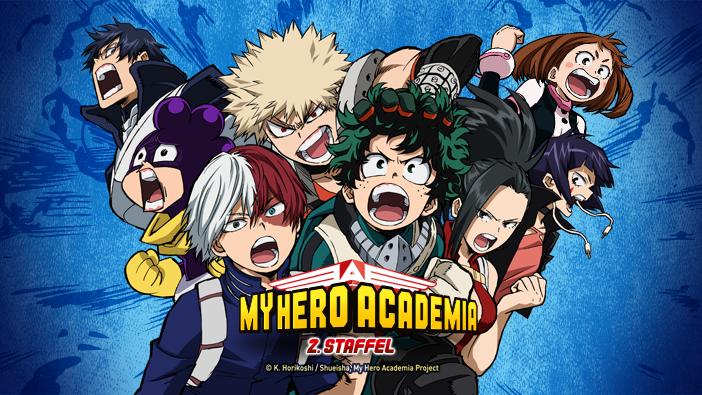 Boku No Hero Academia Stream Eng Sub