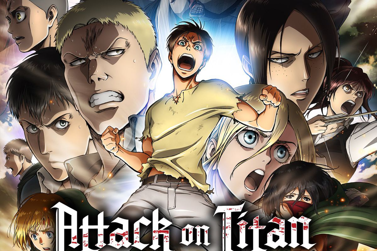 Attack On Titan Season 2 Episode 2 Ger Sub